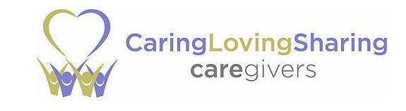 Caring Loving Sharing Caregivers