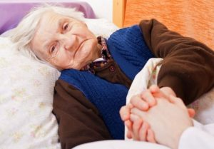 In home senior care from caregivers in palm springs area