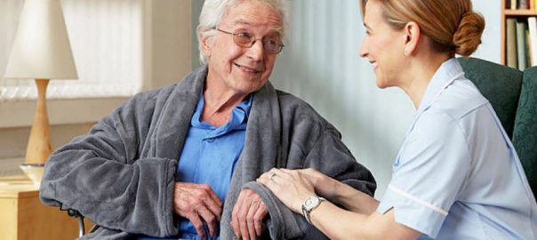 Long term care for Alzheirmer's