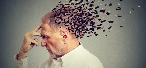 Memory loss from alzheimer's